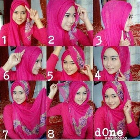tutorial hijab pashmina glamour best 25 pashmina hijab tutorial ideas on pinterest