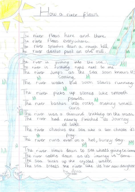 thames river poem 2012 school poem just b cause