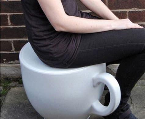 Stool Cup tea cup stools original and playful freshome
