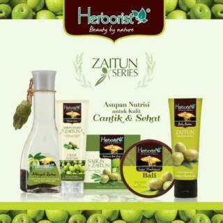 Paket Lulur Herborist 2 herborist zaitun series shopee indonesia