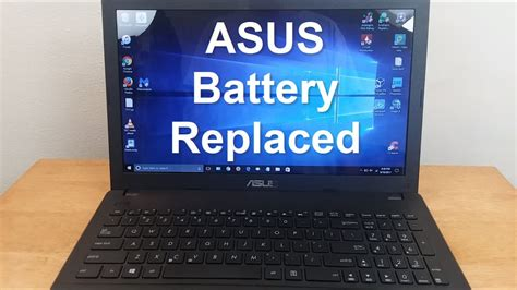 Asus Laptop Is Not Charging When Plugged In asus laptop battery removal asus battery replacement asus battery not charging easy fix
