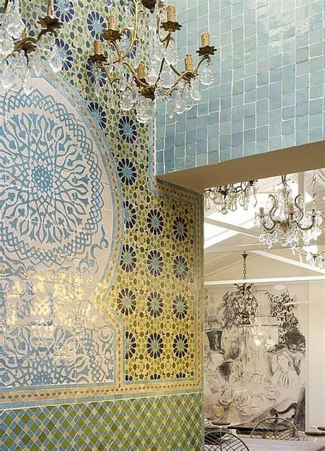 moroccan tile 30 moroccan inspired tiles looks for your interior digsdigs