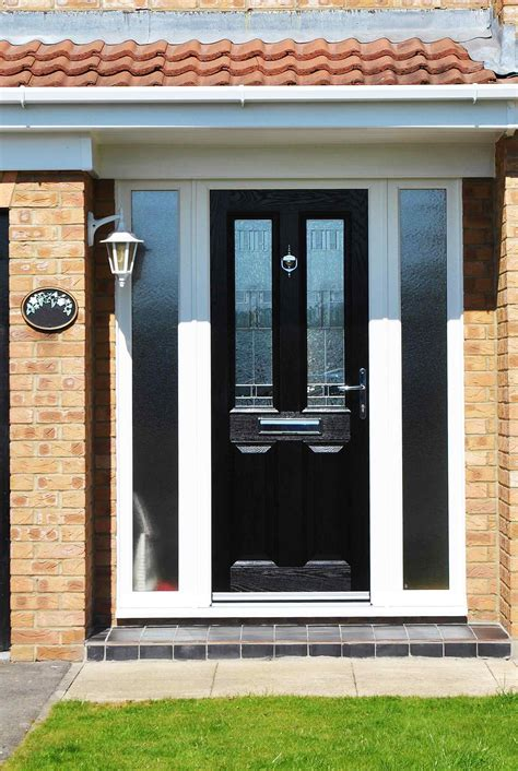 Upvc Front Door And Side Panel Upvc Front Door With Side Panel Kapan Date