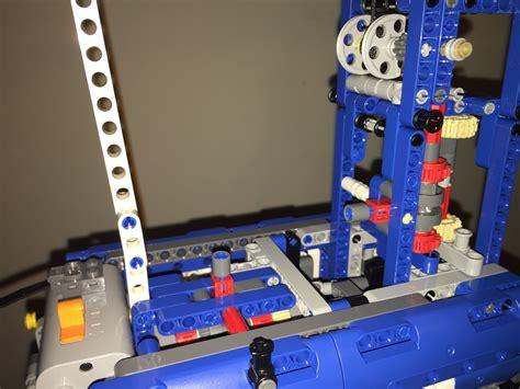 Lego Crawler Crane 42042 lego technic 42042 crawler crane b build hiperbock