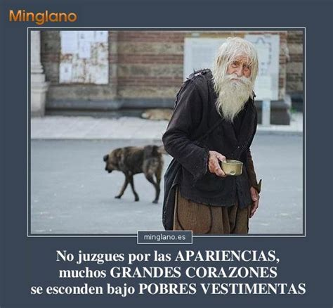 no juzgues por las apariencias frases en im 225 genes spanish wise words and poem frases sobre no juzgar a los dem 193 s