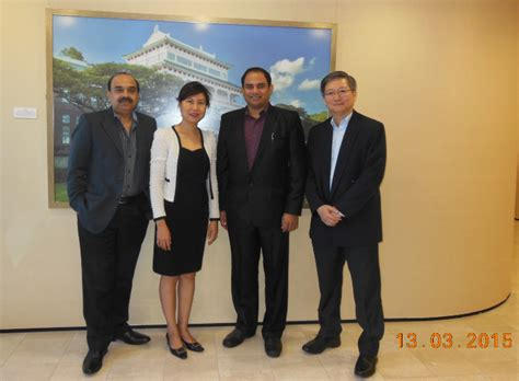 Mba In Nanyang Business School by Sibm Pune Students Get An Opportunity To Complete 4