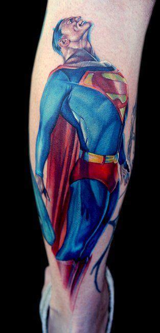 batman cape tattoo superman tattoos calf tattoo and superman on pinterest