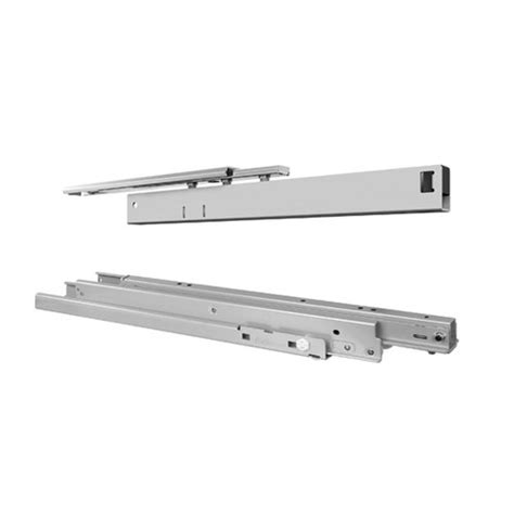 bottom mount pantry drawer slides fulterer fr771 full extension slide with ez close 575mm