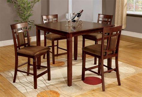 4 dining room set matching dining room furniture dining table w 4 chairs in cherry dining set ebay
