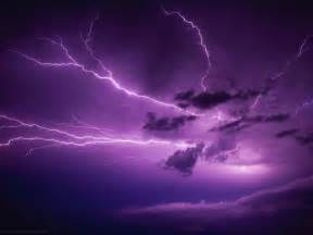 Purple Lightning Wallpaper Collection For Your Computer And Mobile Phones