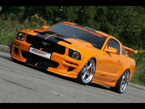 GeigerCars Ford Mustang GT 520 Wallpapers   Widescreen Desktop Backgrounds