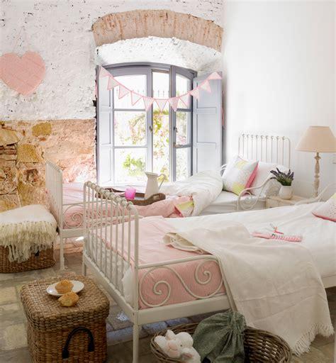 decoracion habitaciones ni a cuartos para ni as grandes color rosado decoracion un