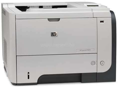 Printer Hp Laserjet P3015 hp laserjet enterprise p3015 printer ce525a mono l 233 zer