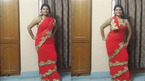 mumtaz saree draping mumtaz style bollywood saree drape in 2 ways youtube