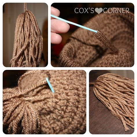 cabbage patch hat with pigtails free pattern what does the cox say cabbage patch doll hat tutorial