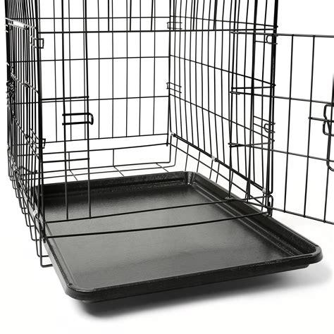 gabbia per cani da interno gabbia per cani da interno con pawhut gabbia recinto da
