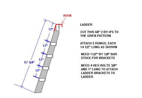 bunk bed ladder plans free bunkbed plans free bunk bed plans garden bridge