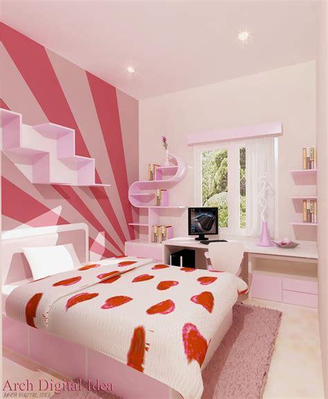 desain warna dinding kamar minimalis warna cat kamar tidur sempit rumah minimalis