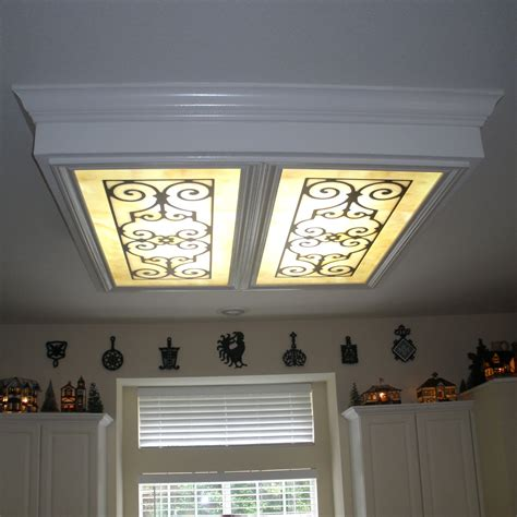 Decorative Ceiling Light Panels Fluorescent Light Panels Images