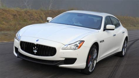 maserati road maserati quattroporte road test review