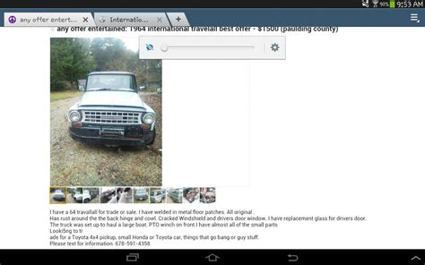 craigslist barter section international 401 the amc forum page 2