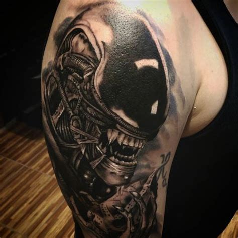 queen xenomorph tattoo 114 best images about alien tattoos on pinterest evil