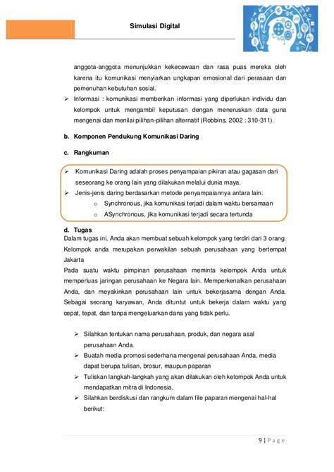kelebihan dan kekurangan format buku digital simulasi digital sem1 buku siswa