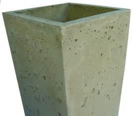 commissioned work concrete planters