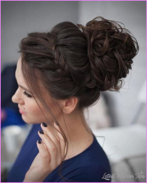 Hairstyles For 2017 Homecoming Hairstyles by Prom Hairstyles 2017 Updos Latestfashiontips