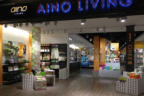 aino living store malaysia 187 retail design