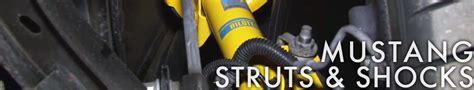 struts mustang 2007 mustang struts and shocks cj pony parts