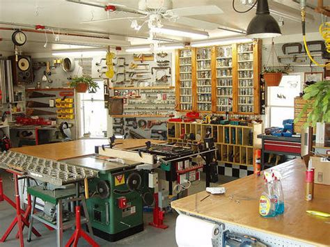 home garage workshop woodwork woodshop tool storage pdf plans