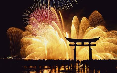 fireworks japan new year christmas 7831 the wondrous pics