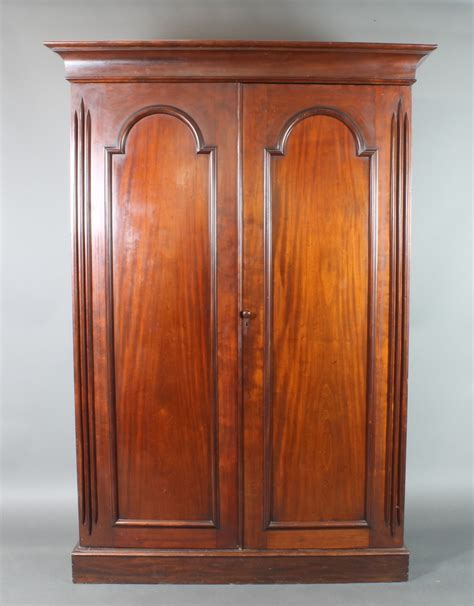 moulded cornice a mahogany wardrobe with moulded cornice 13th