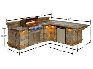 kitchen island grill capri bbq islands outdoor capri barbecue grills system pavers bbq space pinterest bbq
