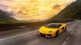 Yellow Lamborghini Wallpaper Lamborghini Aventador 2016 1 Cars Hd 4k Wallpapers