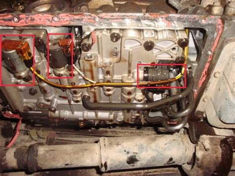 2006 toyota 4runner transmission problems toyota questions where the shift solenoid e valve