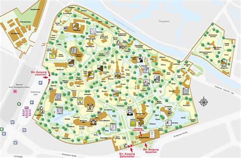 zoologischer garten berlin lageplan parkmaps parkplan zoo berlin freizeitpark welt de
