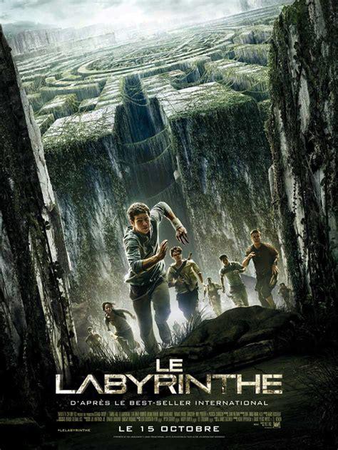 pub film maze runner affiches de cin 233 ma de le labyrinthe de wes ball 2014