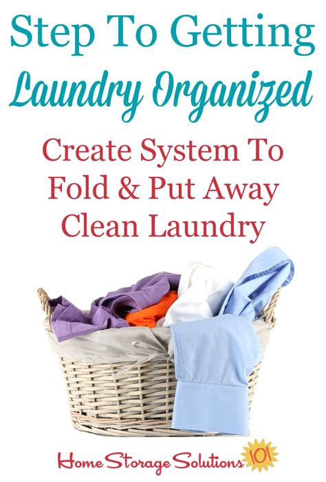 where to put laundry how to create a system to put away laundry and make it a