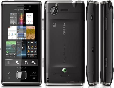 Hp Sony Xperia X2 sony ericsson xperia x2 pictures official photos
