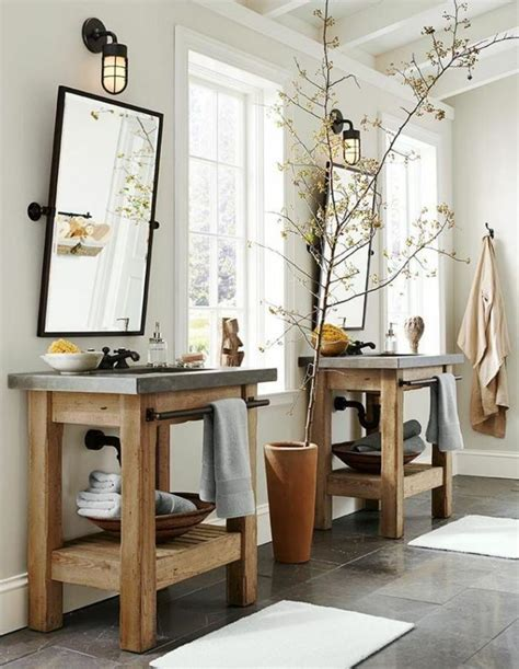 his and her bathroom 33 stunning rustic bathroom vanity ideas remodeling expense