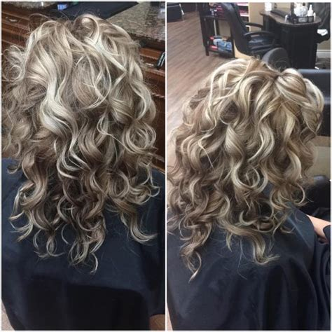 impeccable curls fashion favs cool blonde hair