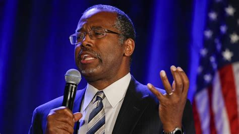 Carson Mba by Senate Banking Committee Approves Carson For Hud