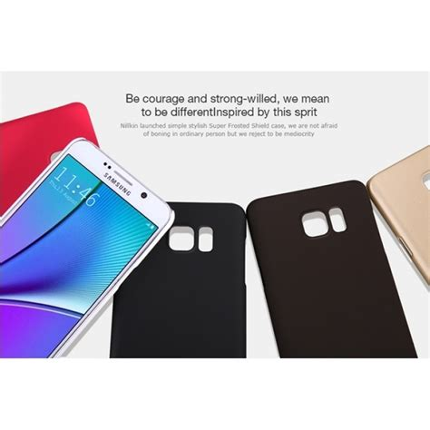 Hardcase Samsung Note 5 By Nillkin nillkin frosted shield for samsung galaxy