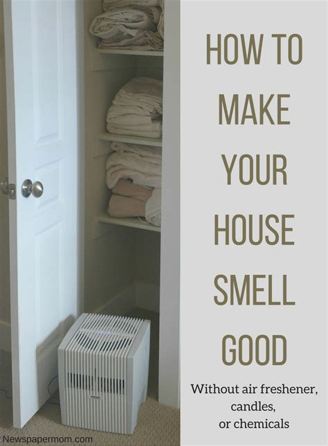 how to keep your house smelling good how to make your house smell good and improve your health too