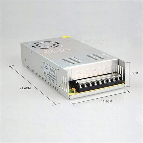Power Supply 12v 30a Switching 12v 30a 360w switching power supply driver for led white