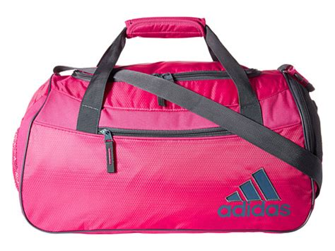 Bottle Bag Adidas Pink Yellow adidas squad ii duffel 6pm