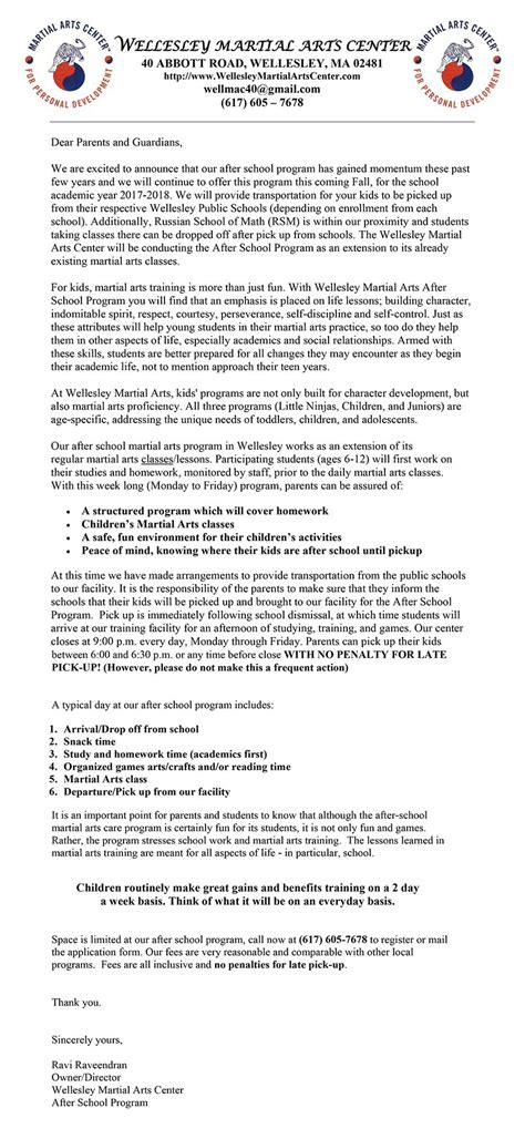 After School Program Director Cover Letter by After School Program Director Cover Letter Universal Worker Sle Resume