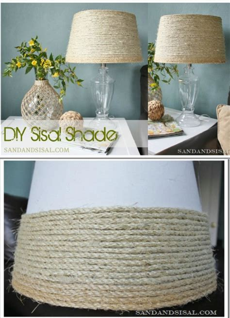 Diy Decorate L Shade by 21 Beautifully Stylish Rope Projects That Will Beautify